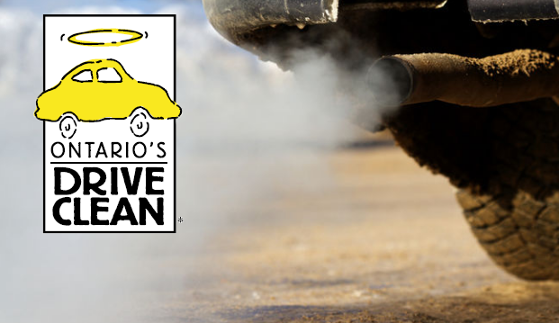 drive clean Ontario