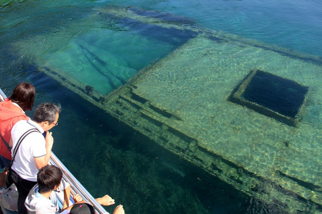 Ontario underwater shipwrecks