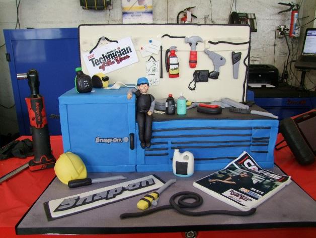 Master Mechanic Rui Silvestre.