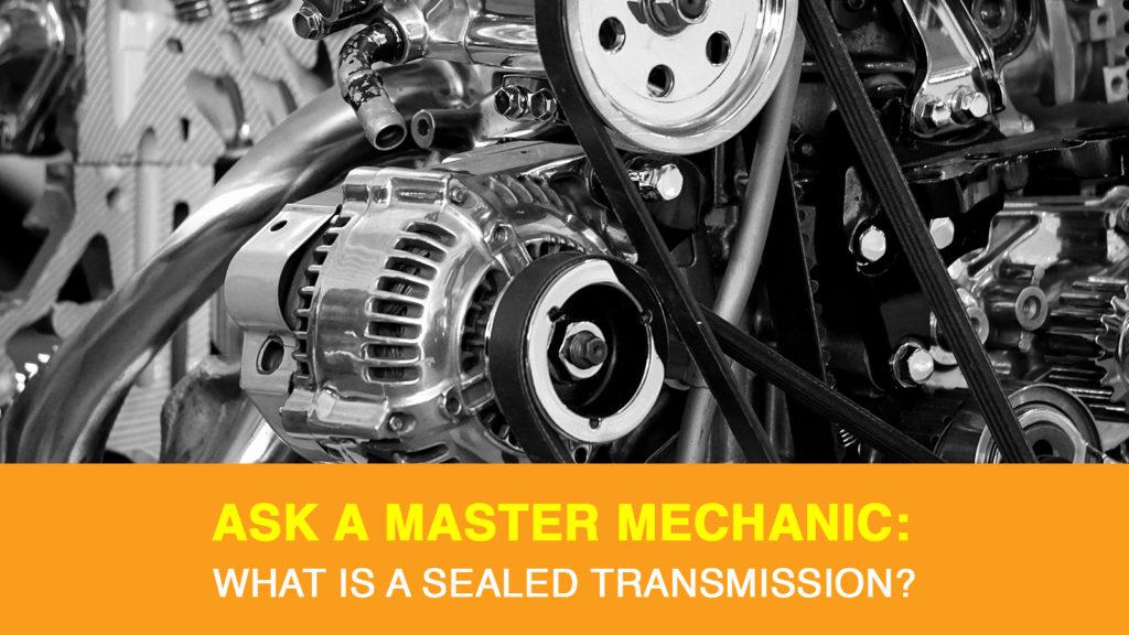 sealed transmission