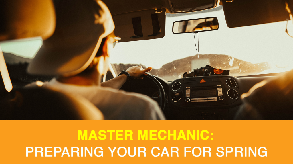 Preparing Your Car for Spring