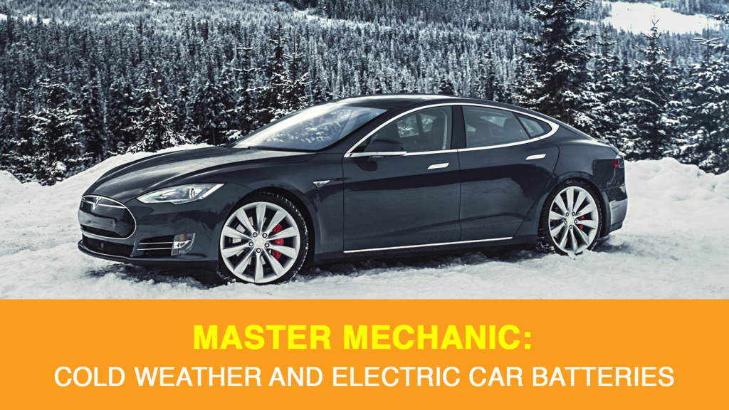 Cold Weather and Electric Car Batteries