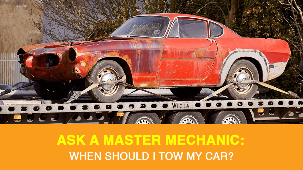 Master Mechanic Blog -