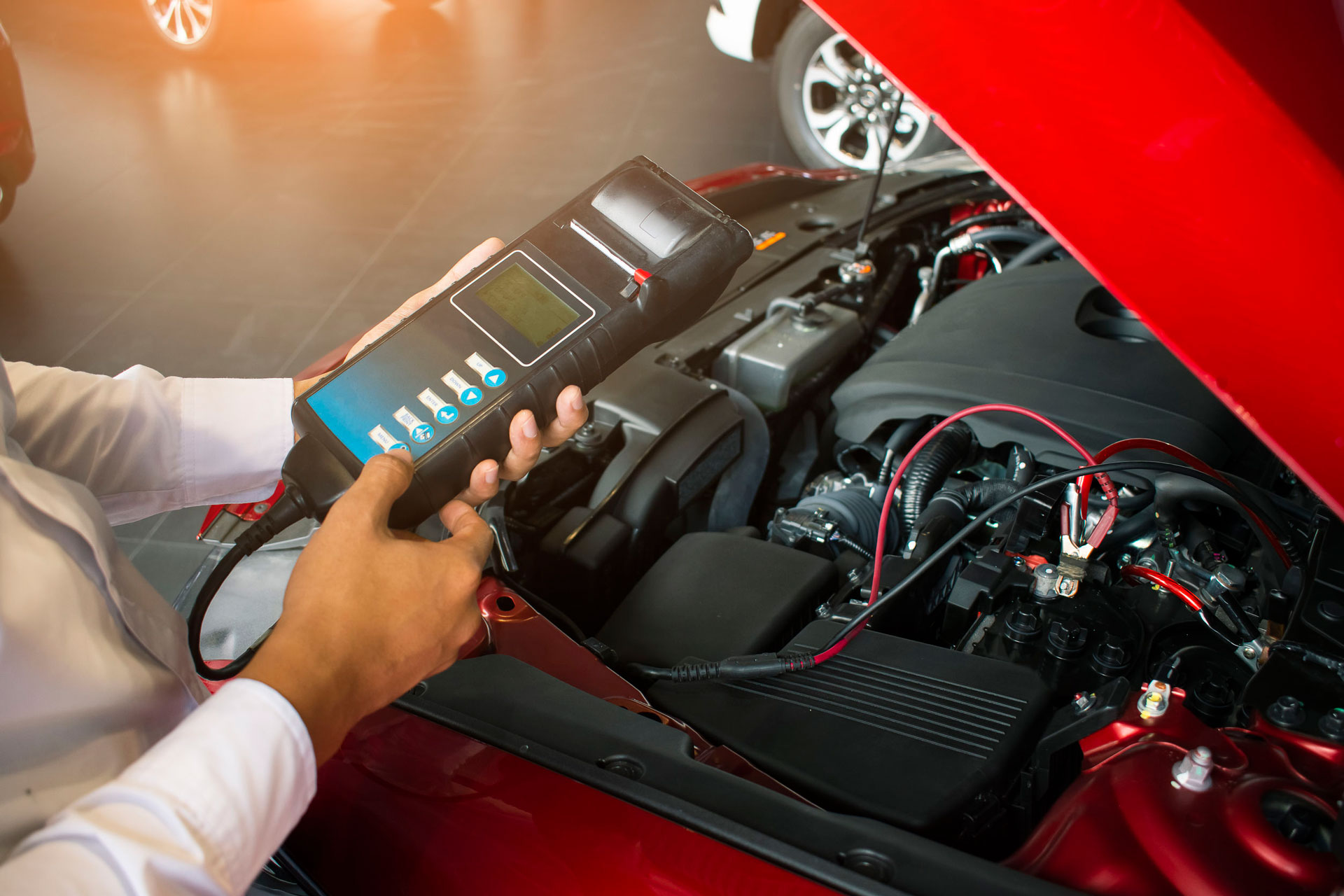 diagnostic vehicle testing