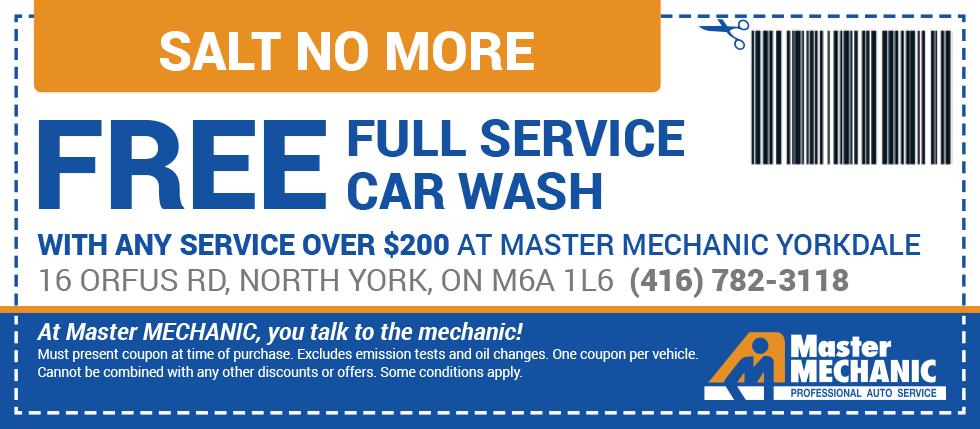 Auto Mechanic Locations - Toronto - Yorkdale | Master Mechanic