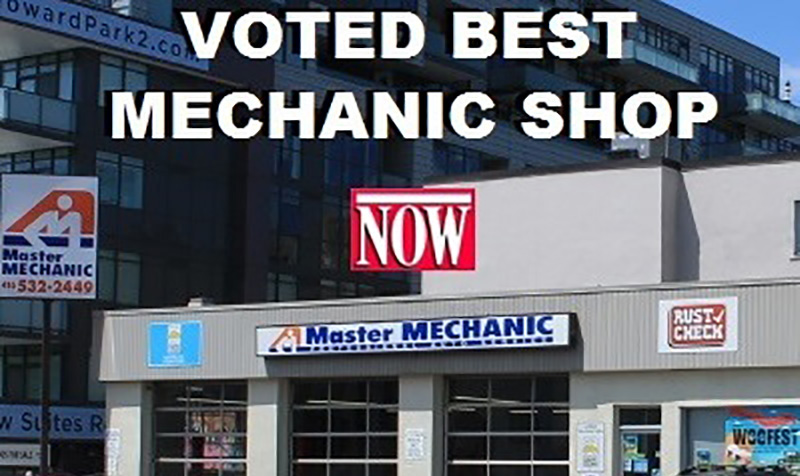 Master Mechanic Toronto High Park