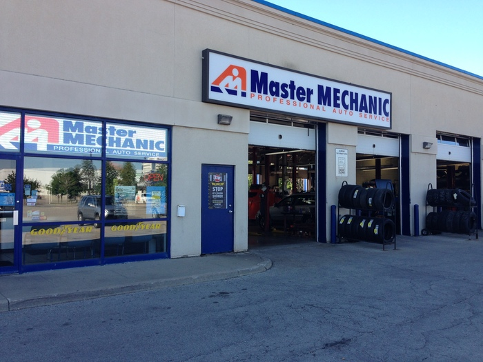 Master Mechanic Matheson
