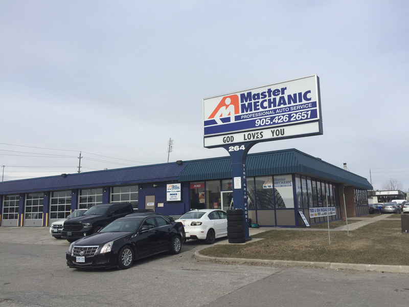 Master Mechanic Ajax