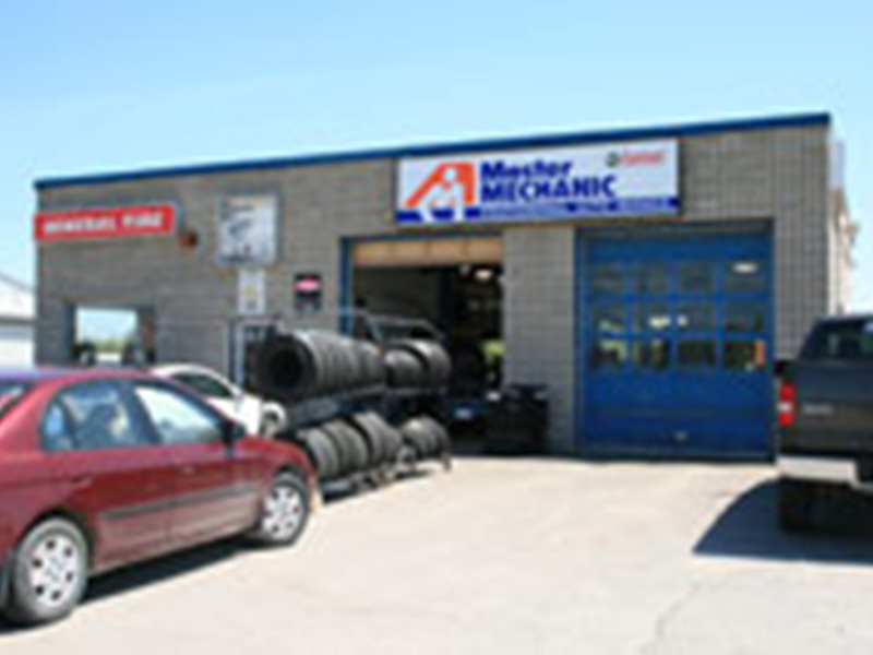 Master Mechanic Alliston