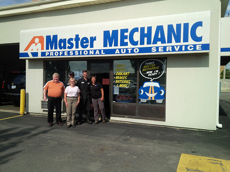 Master Mechanic Brantford