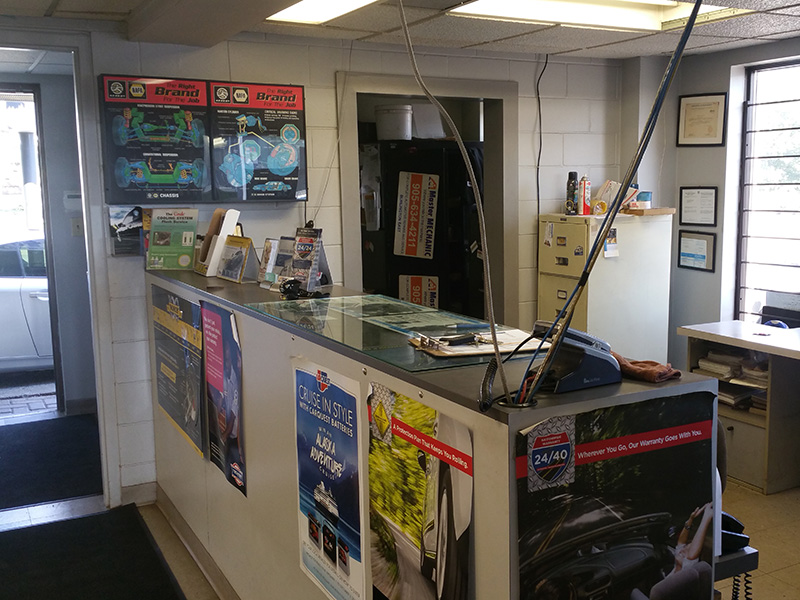 Master Mechanic Burlington East