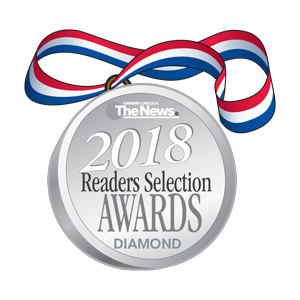 2018 Readers Selection Awards Diamond