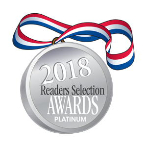 2018 Readers Selection Awards Platinum