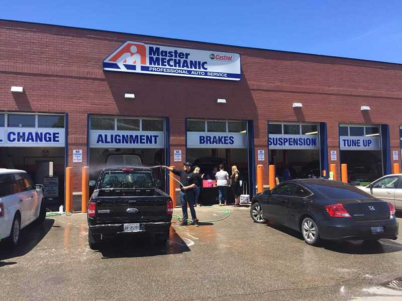 Master Mechanic Grimsby