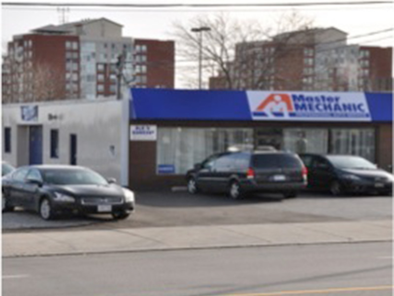 Master Mechanic Oakville