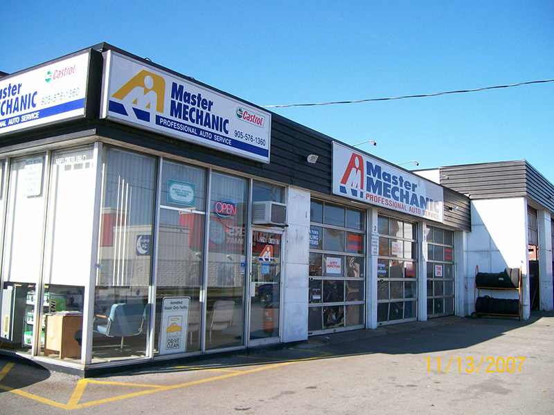 Master Mechanic Oshawa