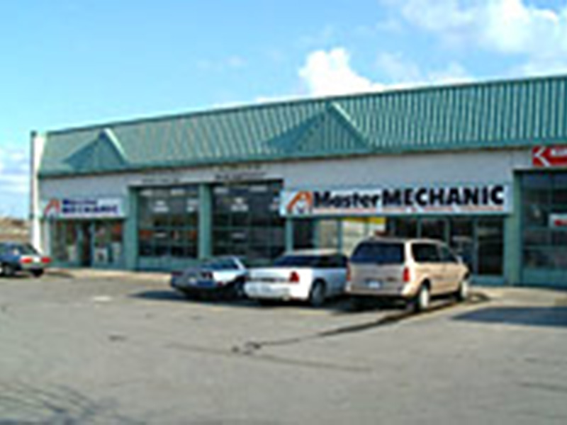 Master Mechanic Pickering