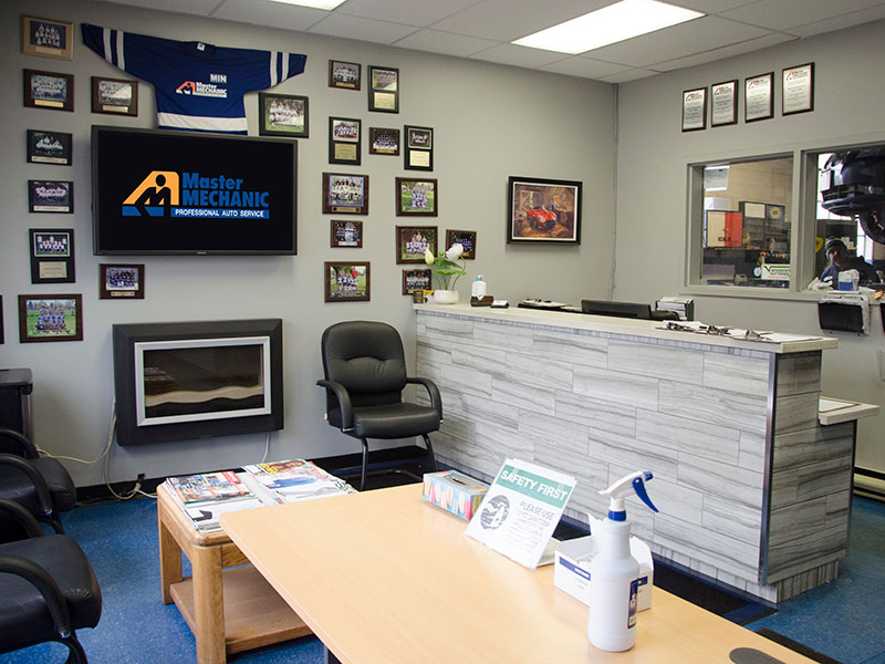 Master Mechanic East York